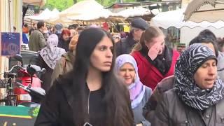 Migration: Deutschland ist das größte Ziel einer neuen Völkerwanderung