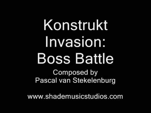 Konstrukt Invasion - Boss Battle