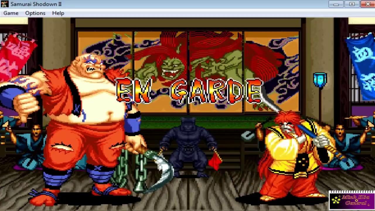 [Ký Ức Tuổi Thơ] Phá Đảo Game Samurai Shodown 2