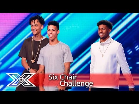 5 AM fight for the fifth Chair | Six Chair Challenge | The X Factor 2016