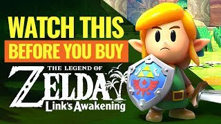 Watch This Before You Buy Link's Awakening