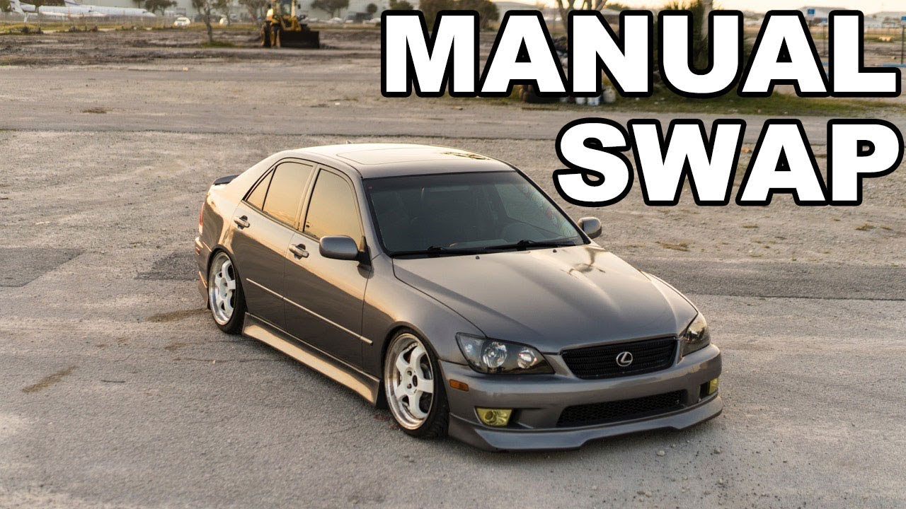 is300 manual swap step by step youtube rh youtube com Lexus IS300 Coupe 2002 lexus is300 manual transmission fluid