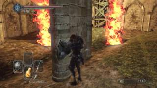 Dark Souls 2 How to Reach Fire Lizards