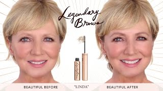 Eyebrow Tutorial: How To Create Legendary Brows feat. Jackie | Charlotte Tilbury