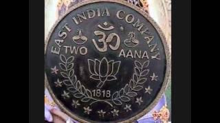 Old Coin of Rama, Sita, Lakshman and Hanuman