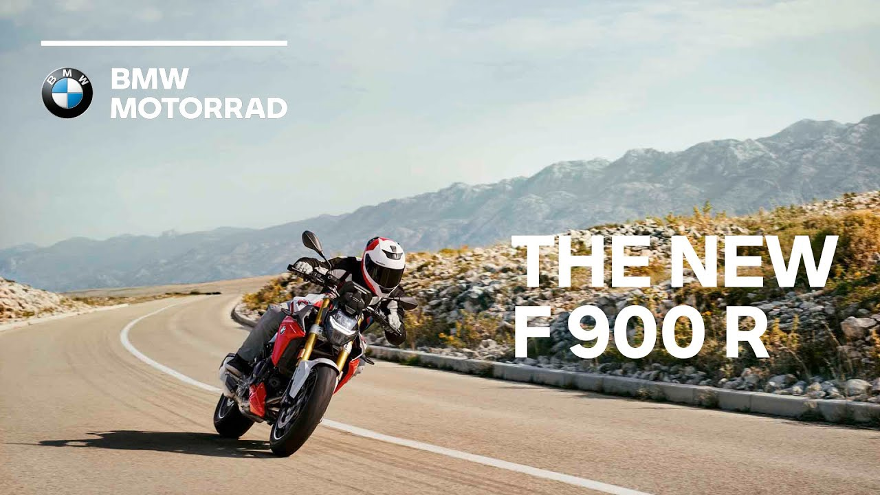 New BMW Motorcycle >> Neverstopchallenging The New Bmw F 900 R