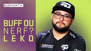 LEKO POLEMIZA ao falar sobre brTT, Pain e voltar a jogar | Buff ou Nerf