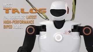 TALOS: High Performance humanoid robot