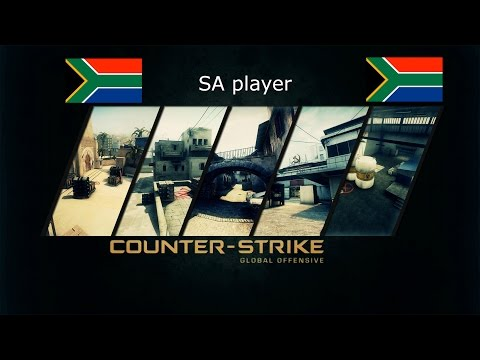 SOUTH AFRICAN CS:GO PLAYER!!