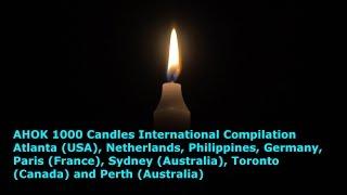 Video Ahok 1000 Candles International - US, Netherland, Philippines, Germany, Paris, Toronto and Australia download MP3, 3GP, MP4, WEBM, AVI, FLV Desember 2017