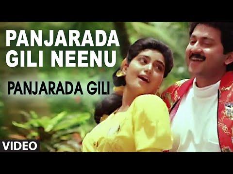 Panjarada Gili Neenu Video Song I Panjarada Gili I Sunil, Lokesh, Shruthi