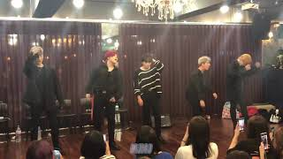 200620 [Limit 리미트] Block B Bastarz - Zero For Conduct 버스킹