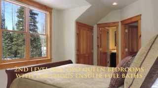 Spectacular Telluride Slopeside 8BR Luxury Vacation Home with mountain views