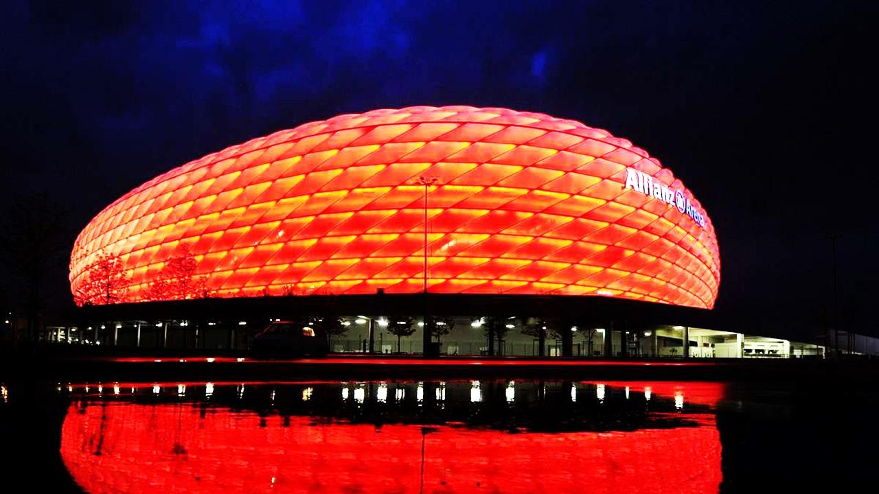 اجمل ملاعب كرة القدم في العالم