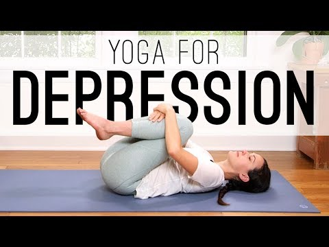 Yoga For Depression - Yoga With Adriene