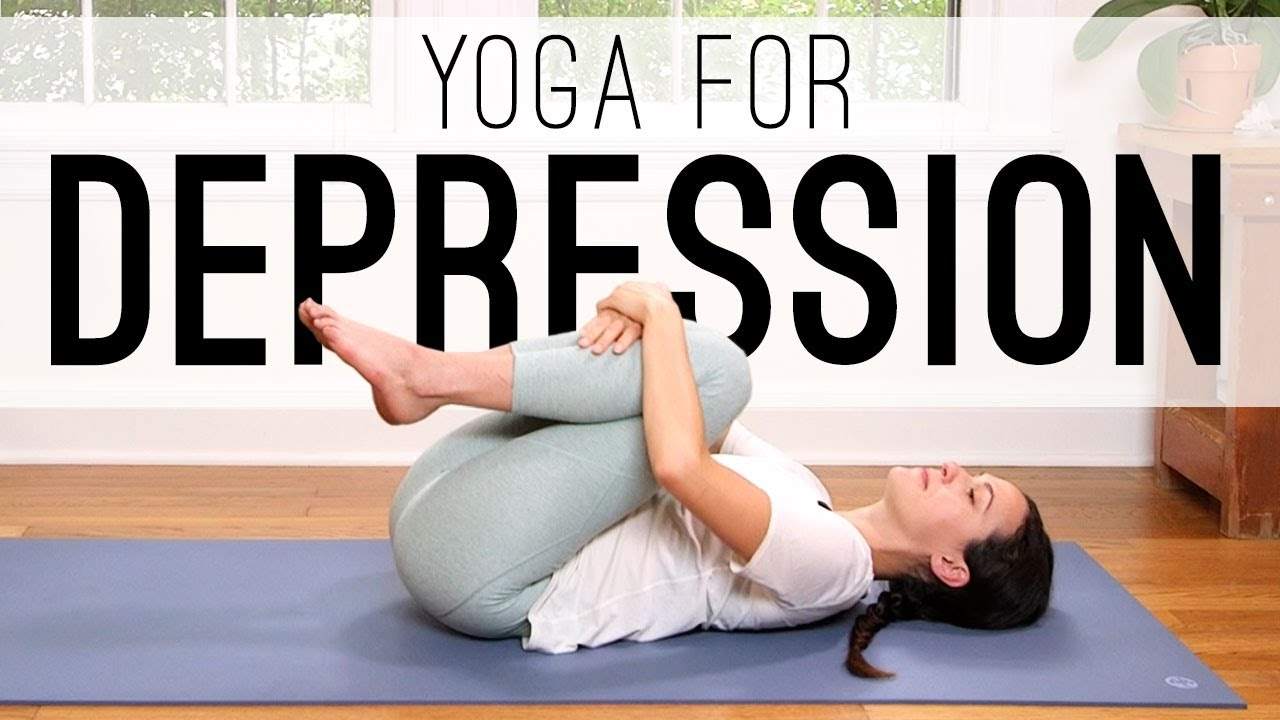 Yoga Poses For Depression
