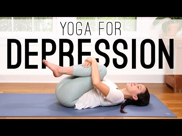 Yoga for depression – Is Yoga a good natural remedy for