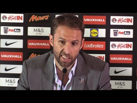 Gareth Southgate Full Press Conference - Announces England Squad For Scotland & France Games