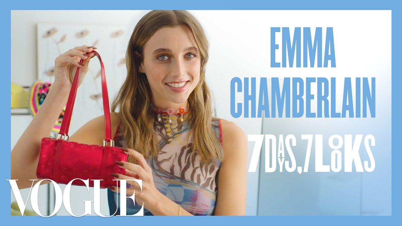 Every Outfit Emma Chamberlain Wears in a Week | 7 Days, 7 Looks |