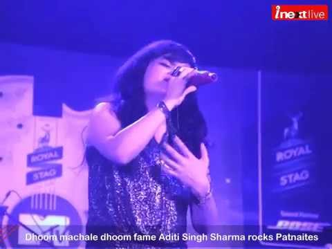 Dhoom Machale Dhoom Fame Aditi Singh Sharma Rocks Patna