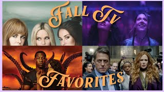pov: you found the perfect fall tv watchlist
