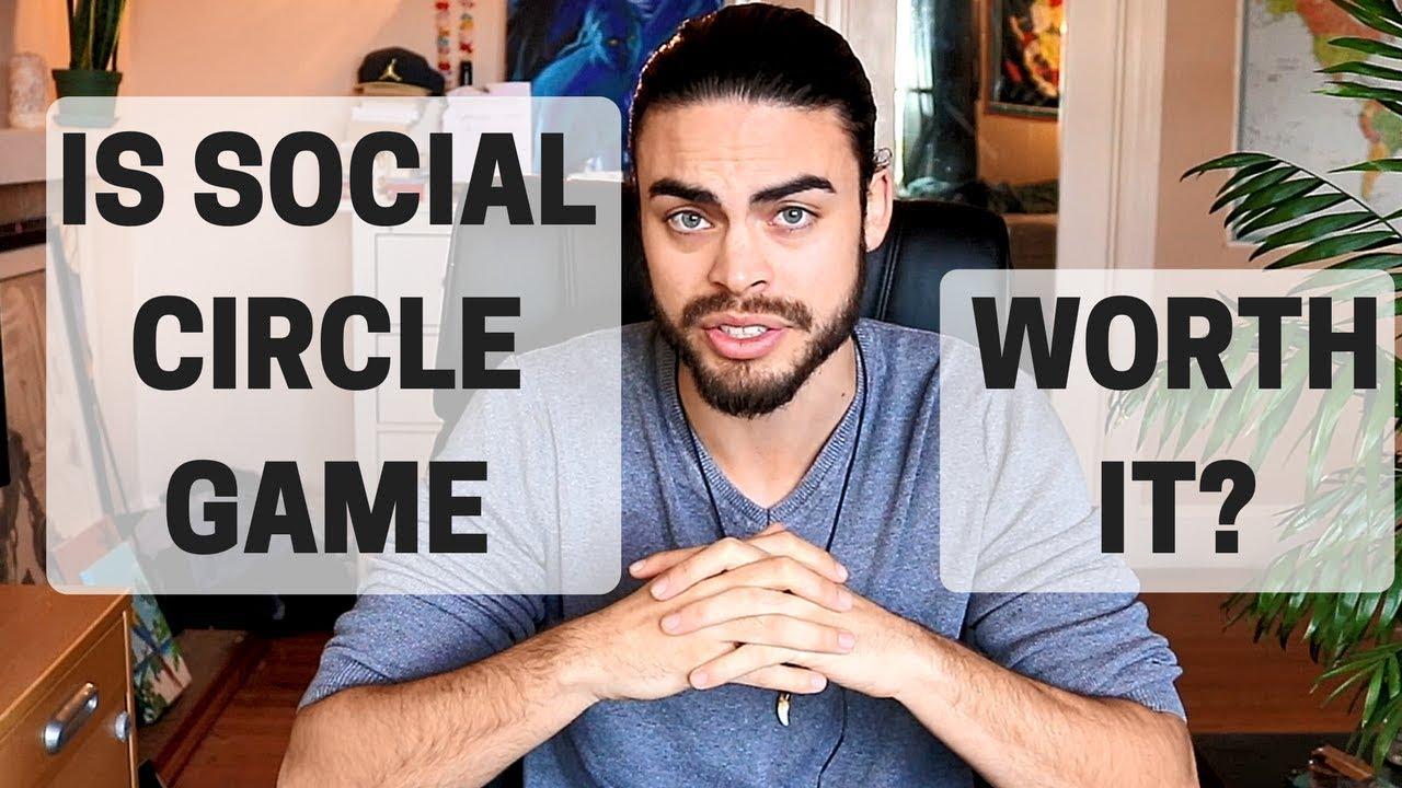 Social circle game