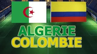 🎙️ Live Talk| Algérie - Colombie 3-0 |  Commentary // © RAPH FOOTBALL