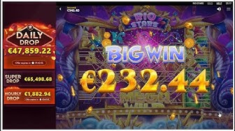 Rio Stars Online Casino Carnival Online Slots Game - That Pays Real Money 💰 – (5 Reel 4 Row Slots)