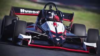 Hyper X1 Racer - Winton Raceway Australia - First test.