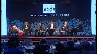 Panel Discussion on Made in India Managers