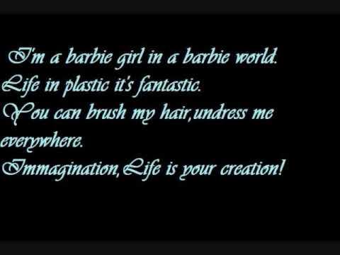 Nightcore ↬ Not your Barbie Girl [lyrics | AVA MAX] - YouTube