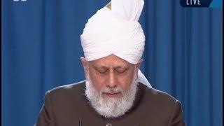 2013-10-15 Ansprache des Kalifen (aba) zum Id-ul-Adha Fest 2013