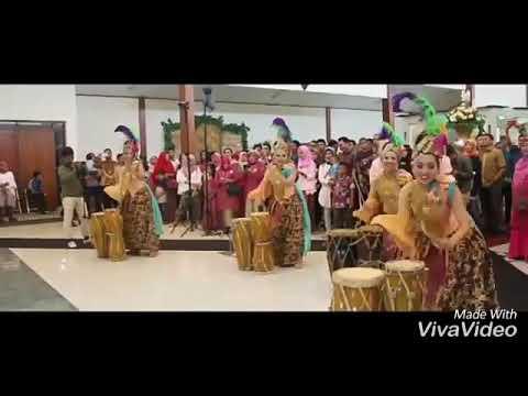 Rampak Kendang (ega robot)  Group Himalaya Entertainment