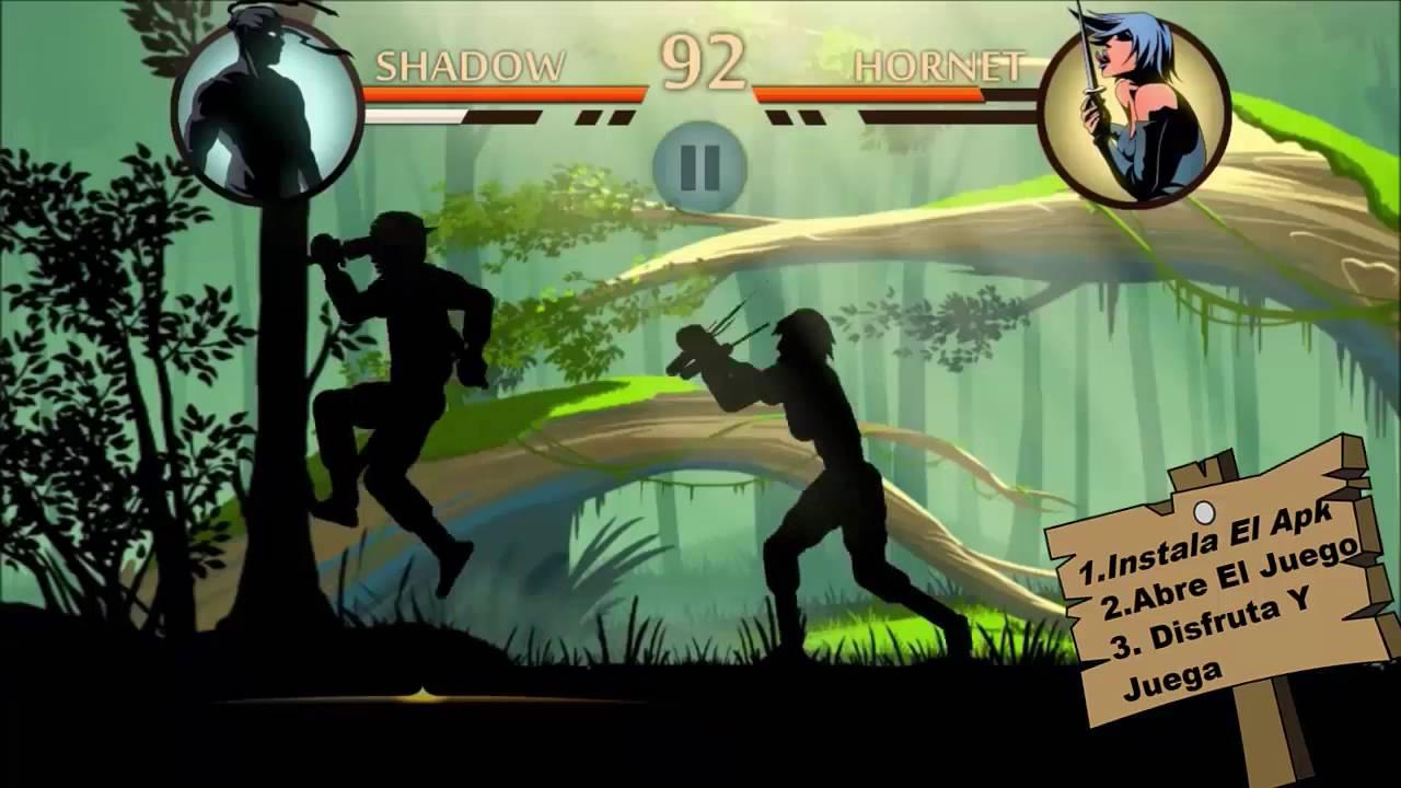 shadow fight 2 mod apk todo ilimitado