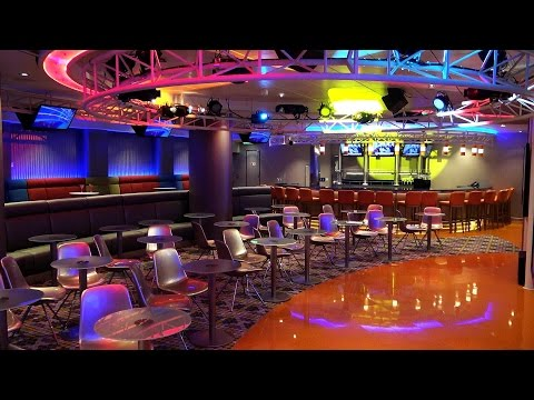 HARMONY OF THE SEAS TOUR - ON AIR  karaoke club -  most beautiful places on board