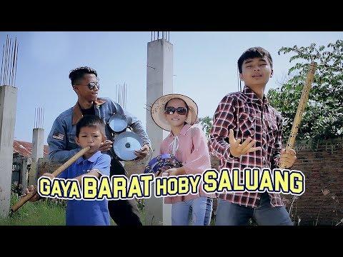 Terbaru!!! Dendang Saluang Minang 2018 Raden & Jacky - Gaya Barat Hoby Saluang
