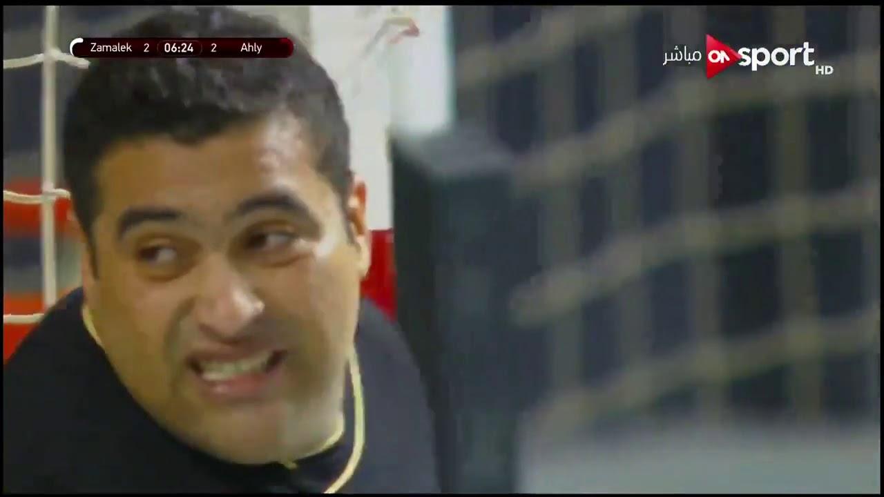 نهائي بطولة مصر - الأهلي & الزمالك El Ahly & Zamalek Final Champion Hand ball 2019