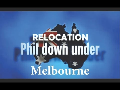 Relocation Phil Down Under S02E07 Melbourne 2010