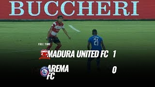 Download Video [Pekan 10] Cuplikan Pertandingan Madura United FC vs Arema FC, 20 Juli 2019 MP3 3GP MP4