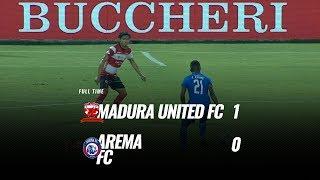 [pekan 10] Cuplikan Pertandingan Madura United Fc Vs Arema Fc, 20 Juli 2019