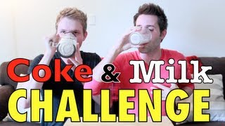 Milk and Coke Challenge