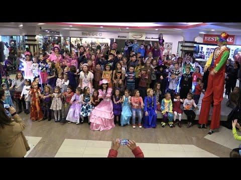 "Carnavalul Copiiilor -  ""Happy Steps"" - Silver Mall Vaslui 2015"