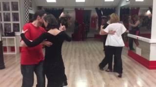 Танго. Индивидуальные уроки в EdissaDNItango.