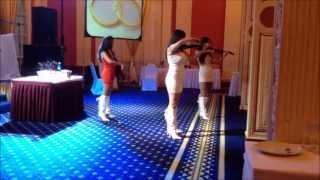 Свадьба, музыка на фуршет + шоу-программа (скрипки и виолончель)