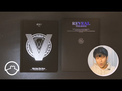 """first-unboxing!-wayv-""""take-over-the-moon""""-(sequel)-+-the-boyz-""""reveal"""""""