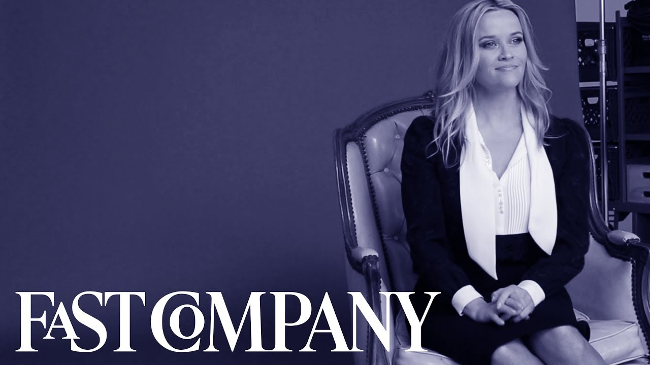 Reese Witherspoon on her mentor, Oprah