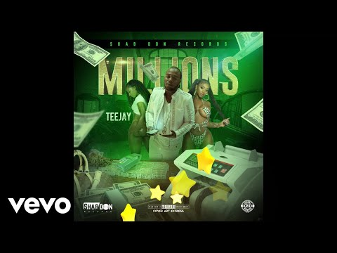 Teejay - Millions (Official Audio)