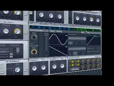 "Dirty Dubstep Wobble Bass Tutorial (NI Massive) ""Skrillex"" ""Datsik"" ""Zomboy"""