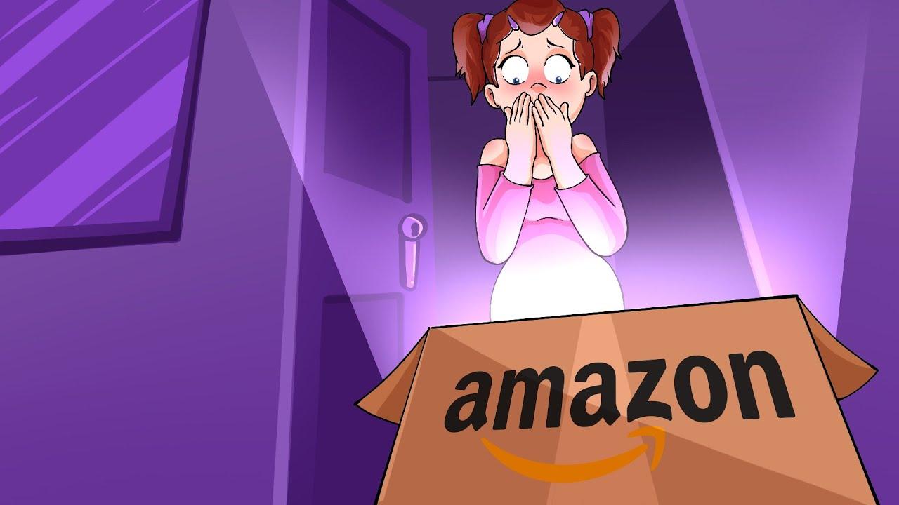 Ich wünschte ich hätte nie ein Amazon Paket bestellt