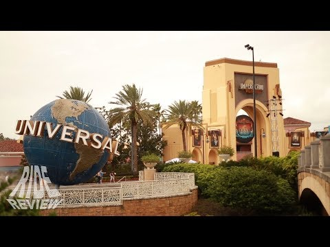 [Doku] Universal Studios Florida - Park Check